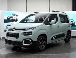 photo de Citroen Berlingo 3 Multispace