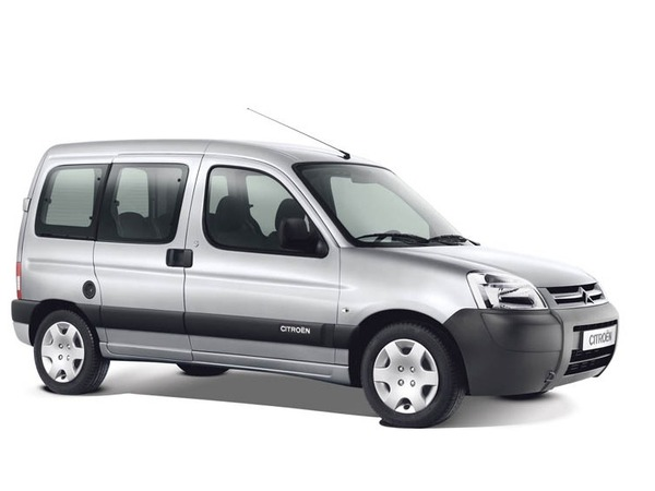 Photo citroen berlingo 2002