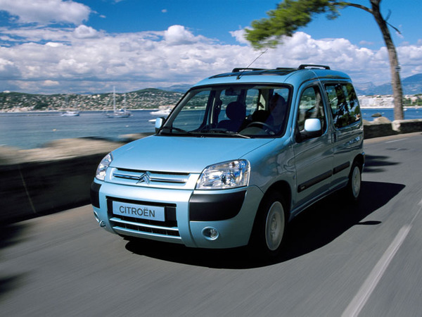 Photo citroen berlingo 1997
