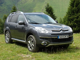 photo de Citroen C-crosser