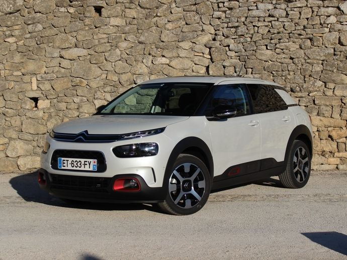 Photo citroen c4 cactus 2016