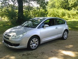 Citroen C4 Coupe Vts
