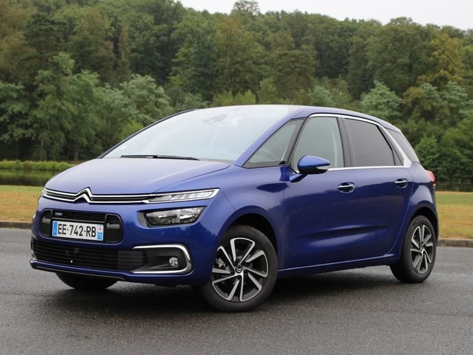 Photo citroen c4 picasso 2017