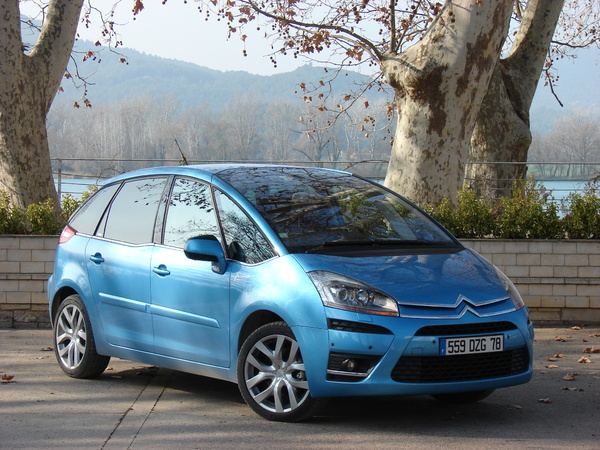 Photo citroen c4 picasso 2008