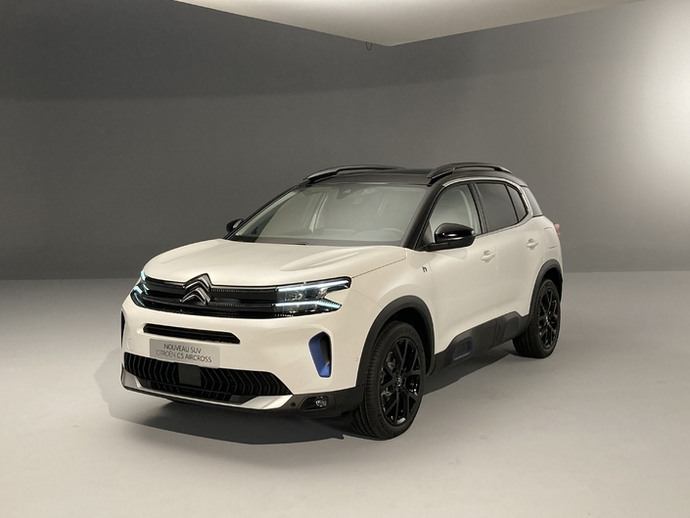 Photo citroen c5 aircross 2021
