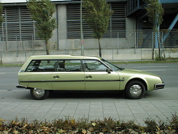 Photo citroen cx 1986