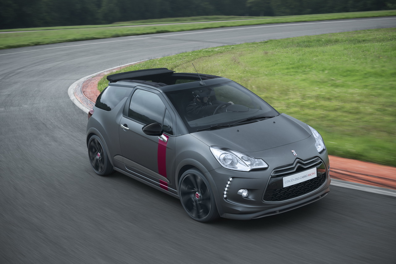 citroen ds3 cabrio racing essais fiabilit avis photos prix. Black Bedroom Furniture Sets. Home Design Ideas
