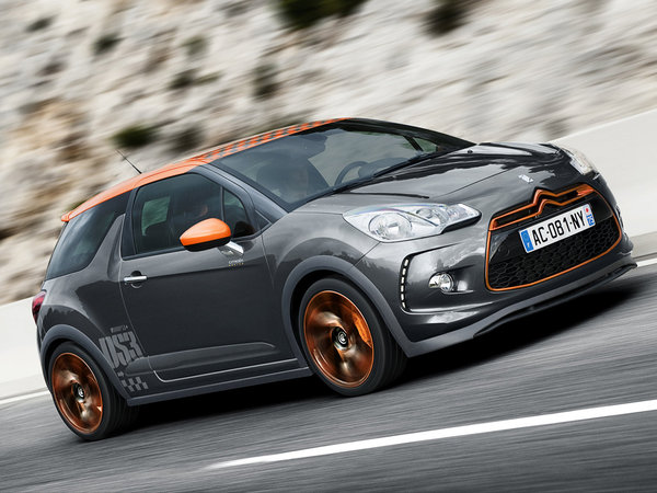 Photo citroen ds3 2011