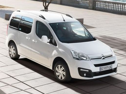 Photo citroen berlingo 2018