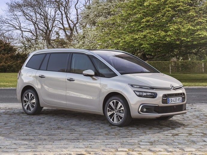 Photo citroen grand c4 spacetourer 2020