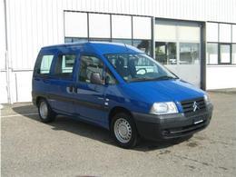 Citroen Jumpy Minibus