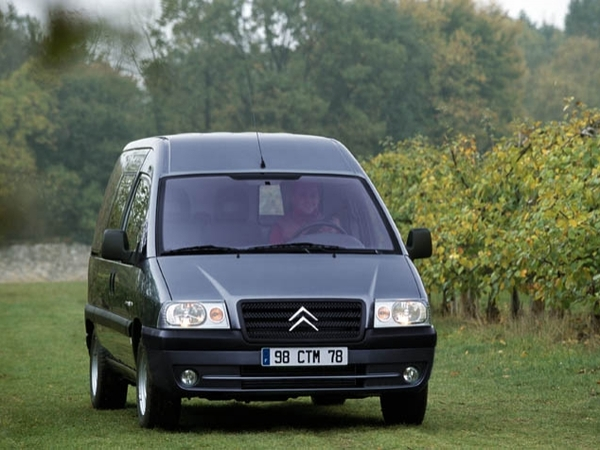Photo citroen jumpy 1999