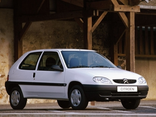 Photo CITROEN SAXO