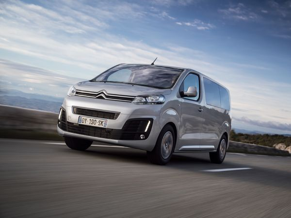 Photo CITROEN SPACETOURER