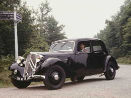 Citroen Traction 11