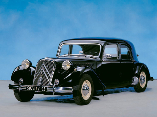 Citroen Traction 15
