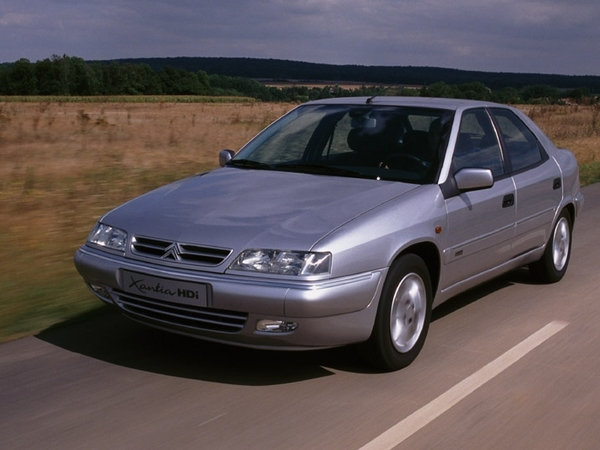 Photo citroen xantia 1997