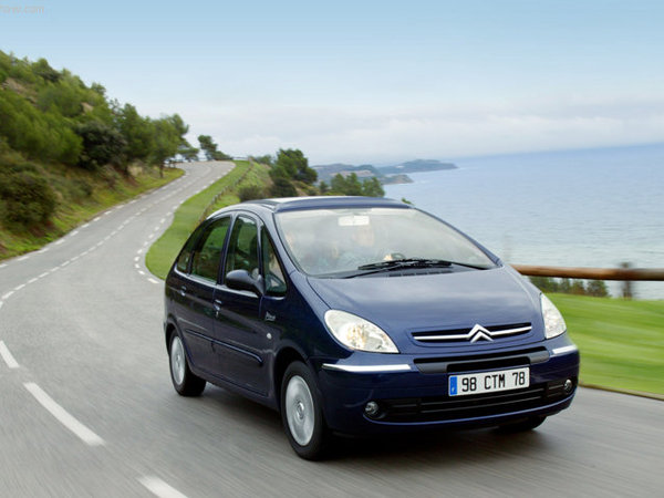 Photo citroen picasso 2008