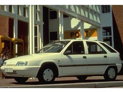 Photo citroen zx 1995