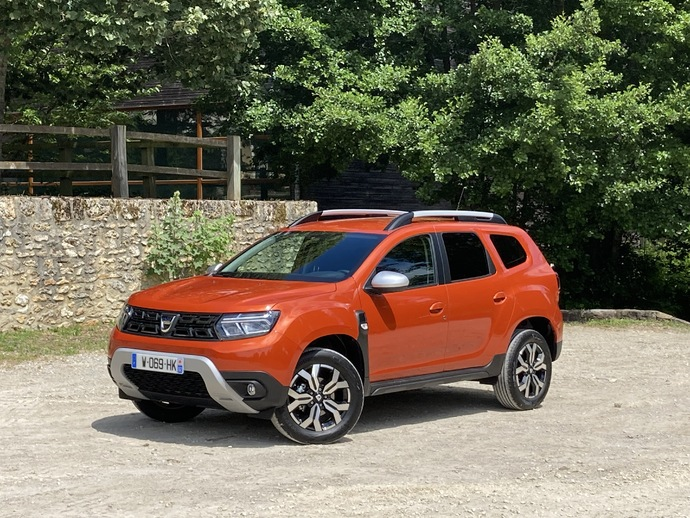 Photo dacia duster 2020