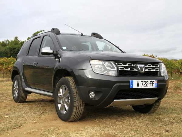 Photo dacia duster 2012