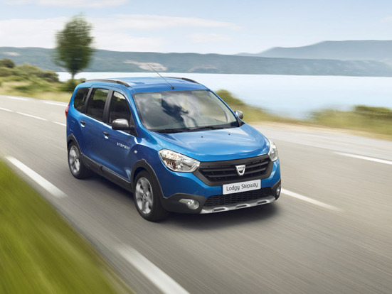 Photo dacia lodgy 2017