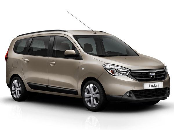Photo dacia lodgy 2018