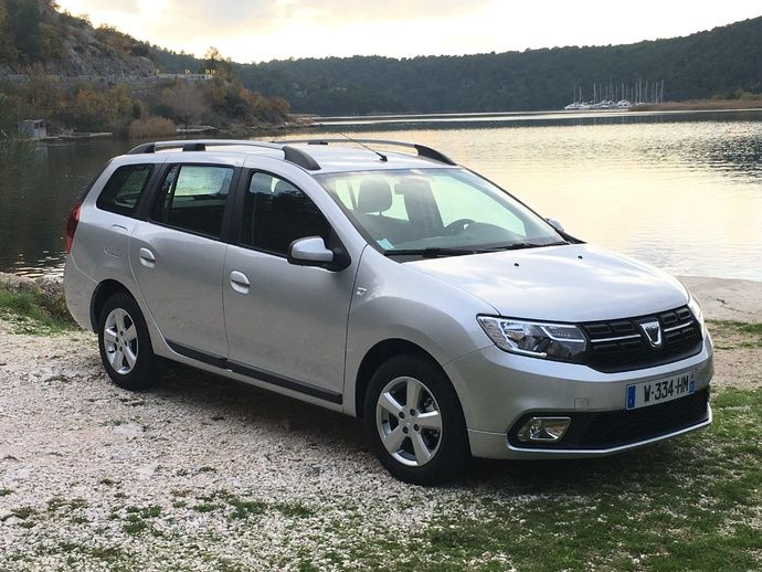 Photo dacia logan 2018