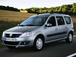 Photo dacia logan 2007