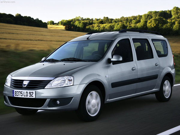 Photo dacia logan 2008