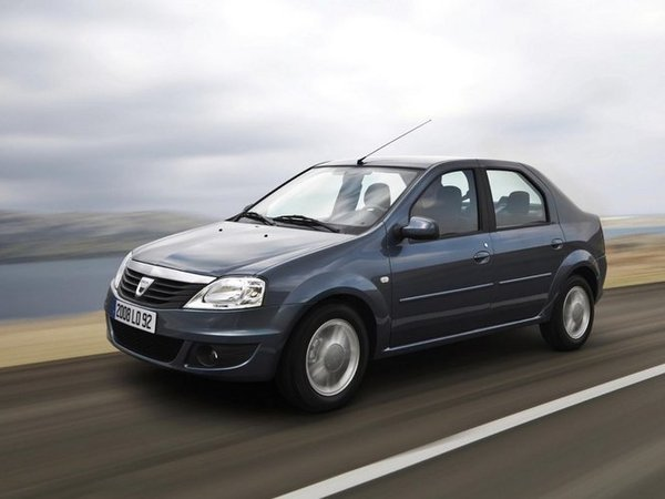 Photo dacia logan 2006