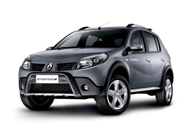dacia sandero stepway 2013 autos weblog. Black Bedroom Furniture Sets. Home Design Ideas