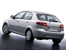 photo de Daewoo Lacetti