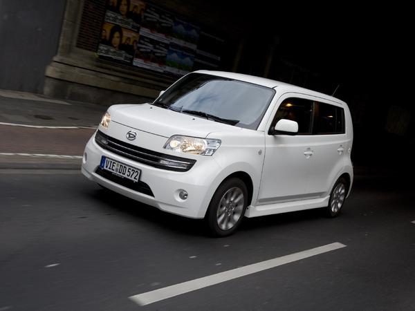 Comparatif Daihatsu Materia
