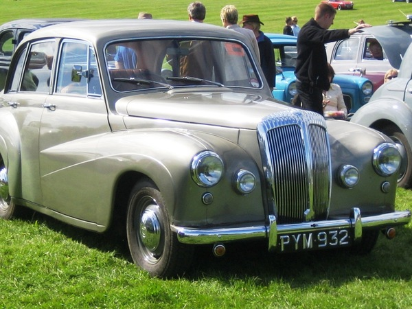 Photo DAIMLER CONQUEST