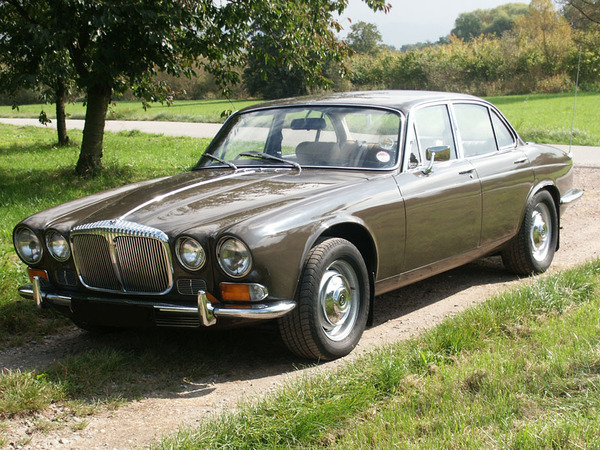 Photo DAIMLER SOVEREIGN