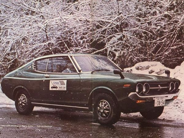 Datsun 160