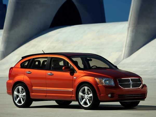dodge caliber, photo #1
