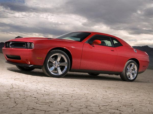 Dodge Challenger 2
