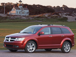 photo de Dodge Journey