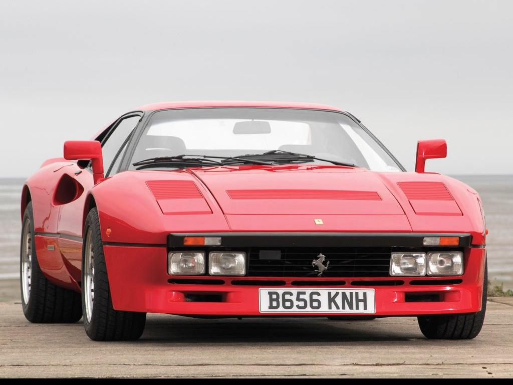 Ferrari 288 Essais Fiabilit 233 Avis Photos Vid 233 Os