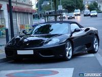 photo de Ferrari 360 Modena Spider