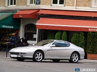 photo de Ferrari 456