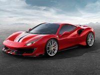 photo de Ferrari 488 Pista