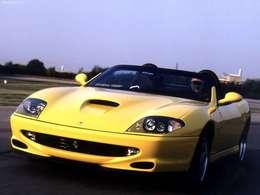 Ferrari 550 Maranello Barchetta