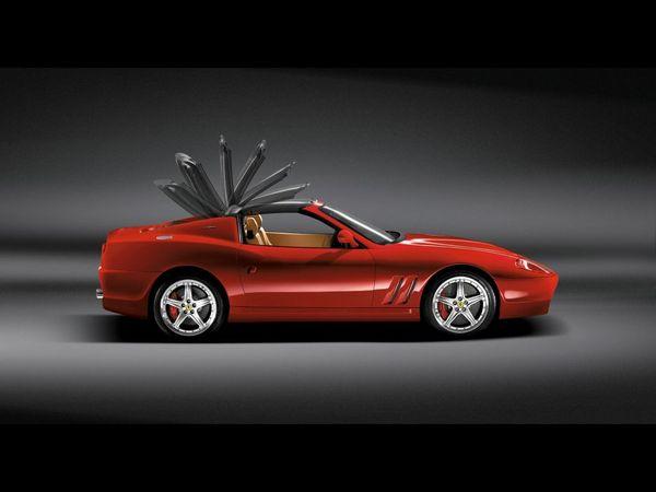Ferrari 575m Maranello Superamerica