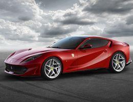 photo de Ferrari 812