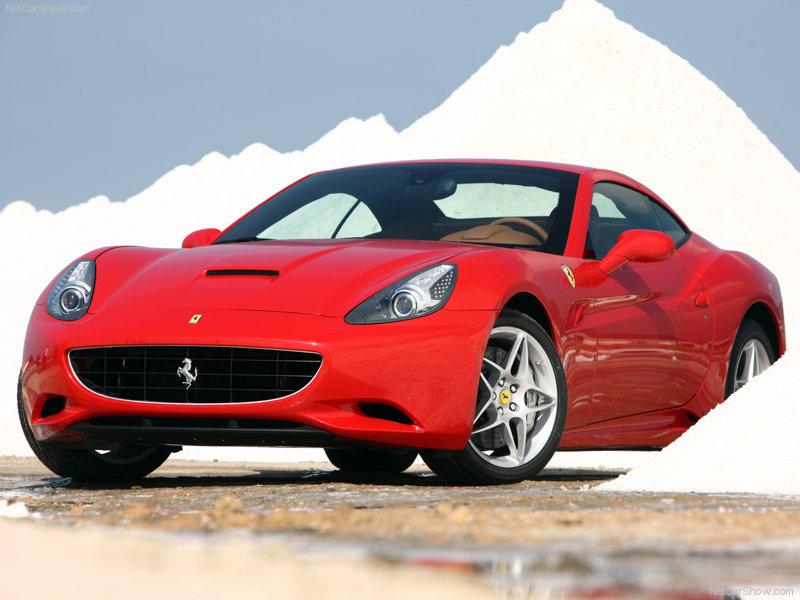 Ferrari California : essais, fiabilité, avis, photos, prix