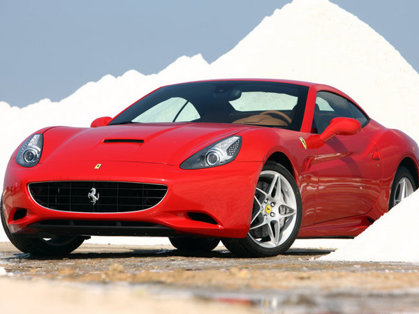 Photo ferrari california 2009