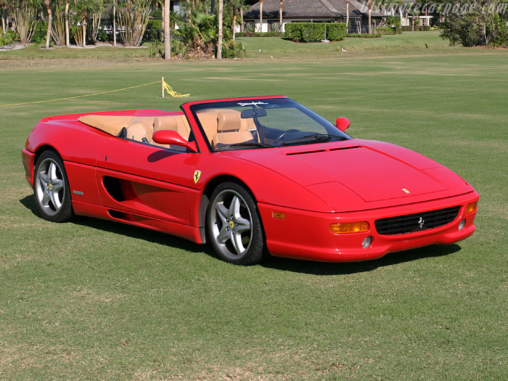 ferrari f355 spider essais fiabilit avis photos prix. Black Bedroom Furniture Sets. Home Design Ideas
